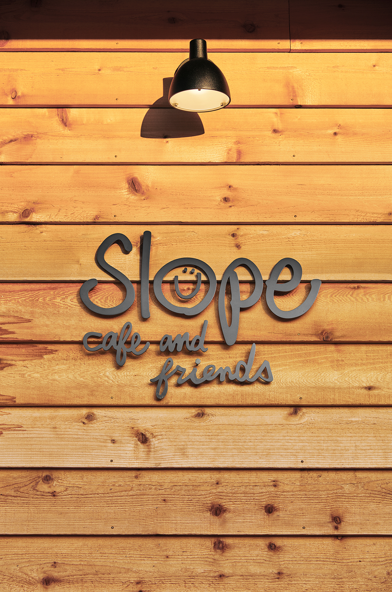cafe & friends SLOPE