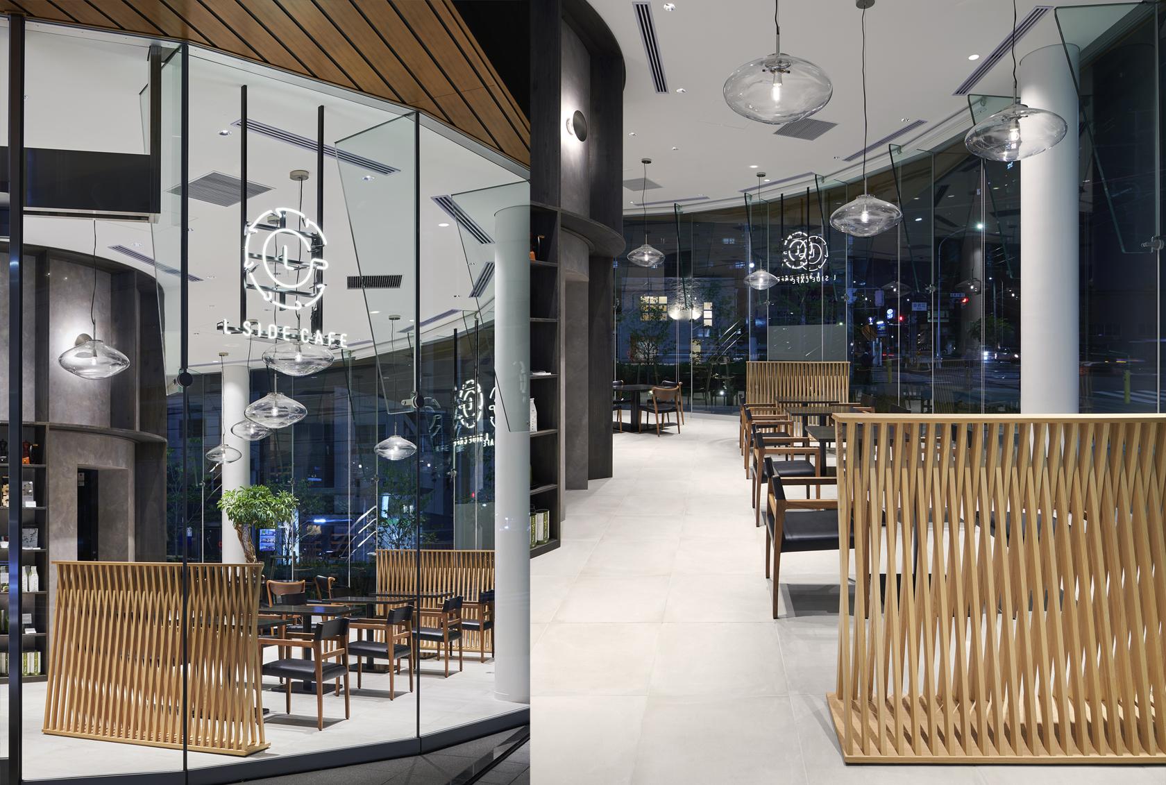 LEXUS OSAKA FUKUSHIMA / L SIDE CAFE